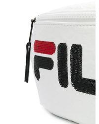 Поясная Сумка На Молнии С Логотипом Fila, цвет: Multicolor