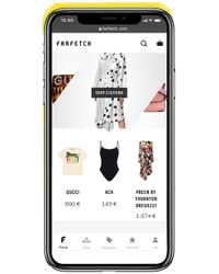 メンズ Heron Preston ロゴ Iphone Xs ケース Yellow
