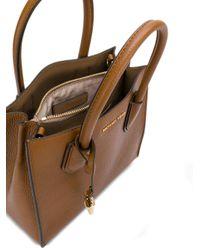 MICHAEL Michael Kors Brown Monogram Tote Bag