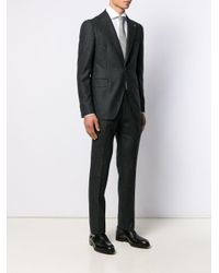 Tagliatore Gray Two-piece Suit for men