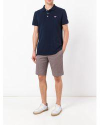PT01 - Brown Bermuda Shorts for Men - Lyst