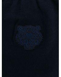 メンズ KENZO Tiger ソックス Blue