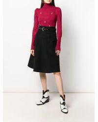 Liu Jo ビジュー セーター Multicolor