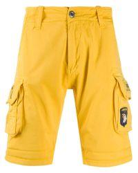 Шорты С Боковыми Карманами Alpha Industries для него, цвет: Yellow