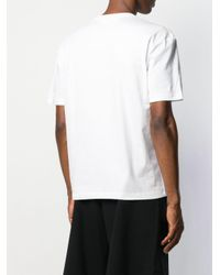 T-shirt Monster McQ Alexander McQueen pour homme en coloris White