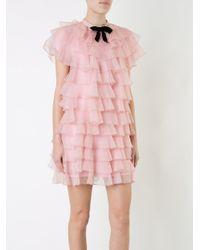 Macgraw   Pink Bon Bon Dress   Lyst
