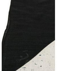 Discord Yohji Yamamoto Dog Girl スカーフ Black