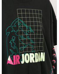 Nike Air Jordan Tシャツ Black