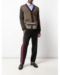 メンズ Gucci オフィディア GG ベルトバッグ Brown