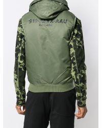 Gilet à capuche 1017 ALYX 9SM pour homme en coloris Green