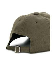 Valentino Green Undercover Baseball Cap for men