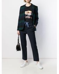 PS by Paul Smith チェック ジャケット Green