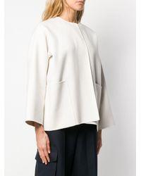 Sofie D'Hoore オーバーサイズ オープンジャケット White