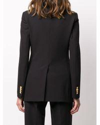 Tagliatore Black Two-piece Tailored Suit