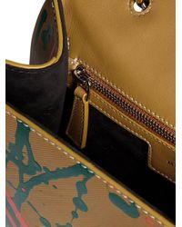 Burberry - Brown Dk88 Top Handle Bag - Lyst