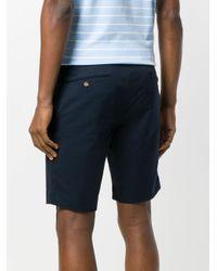 メンズ Polo Ralph Lauren バミューダショーツ Blue