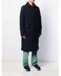 メンズ Acne オーバーサイズ コート Multicolor