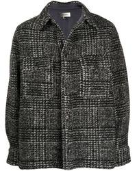 メンズ Isabel Marant シャツジャケット Black