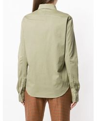 Neil Barrett Shirt Green