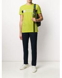 メンズ Tommy Hilfiger ロゴ Tシャツ Green