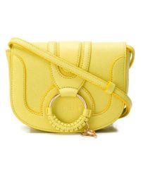See By Chloé Yellow Mini Hana Bag