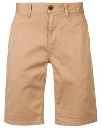 Tommy Hilfiger Natural Slim-fit Deck Shorts for men