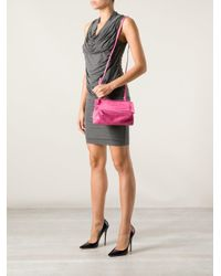 Givenchy Pink Zip Detail Bag
