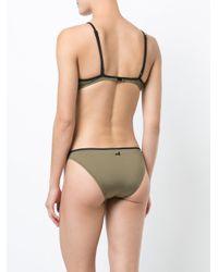 Morgan Lane Green Rianne Bikini Set