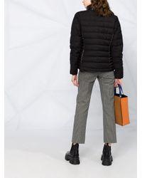Woolrich キルティング パデッドコート Black