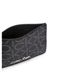 Calvin Klein カードケース Black