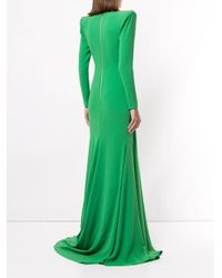 Robe Lindy Alex Perry en coloris Green