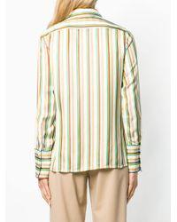3.1 Phillip Lim ストライプシャツ Multicolor