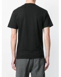 Alltimers - Black Fist T-shirt for Men - Lyst