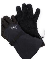 Перчатки Rush Sv Arc'teryx для него, цвет: Black