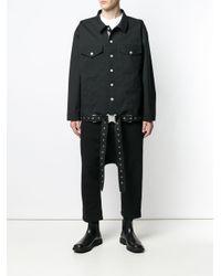 Giacca denim ALYX di Mackintosh in Black da Uomo