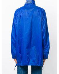 Givenchy オーバーサイズ コート Blue