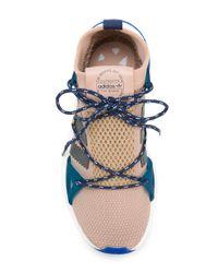 Adidas Blue Jane Doe Runner Sneakers