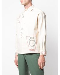 メンズ Bode グラフィック シャツ Multicolor