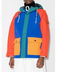 メンズ J.W. Anderson カラーブロック ジャケット Multicolor
