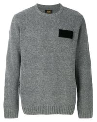 Carhartt - Gray Crew Neck Jumper for Men - Lyst