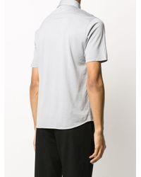 メンズ Dell'Oglio ショートスリーブ ポロシャツ Multicolor