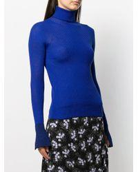 Maglione Dolce Vita a coste di Mrz in Blue