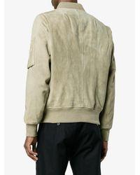Rag & Bone - Brown Maston Bomber Jacket for Men - Lyst