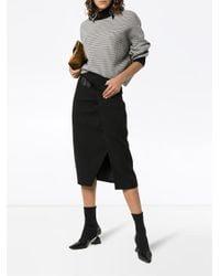 Givenchy ペンシルスカート Black