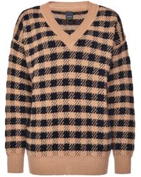 Pinko チェック セーター Multicolor