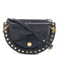 See By Chloé - Blue Kriss Small Shoulder Bag - Lyst