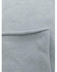 Носки Тонкой Вязки Brunello Cucinelli, цвет: Gray