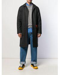 メンズ KENZO シングルコート Gray