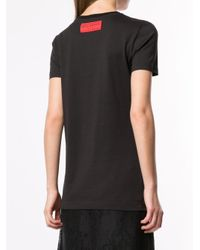 Dolce & Gabbana ロゴ Tシャツ Black