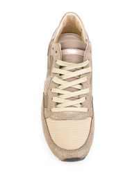 Philippe Model - Natural 'tropez' Sneakers - Lyst
